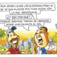 Caricatura Rosca Izquierda – Diario Libre, 09 de Octubre 2018