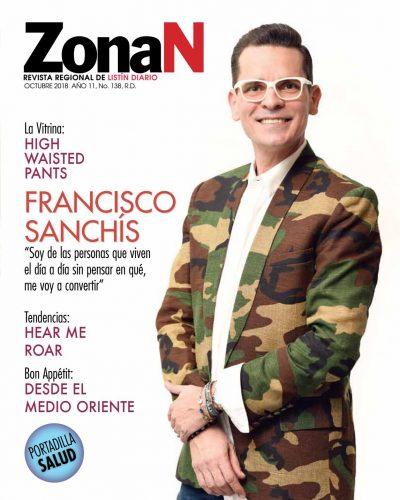 Portada ZonaN, 06 de Octubre 2018
