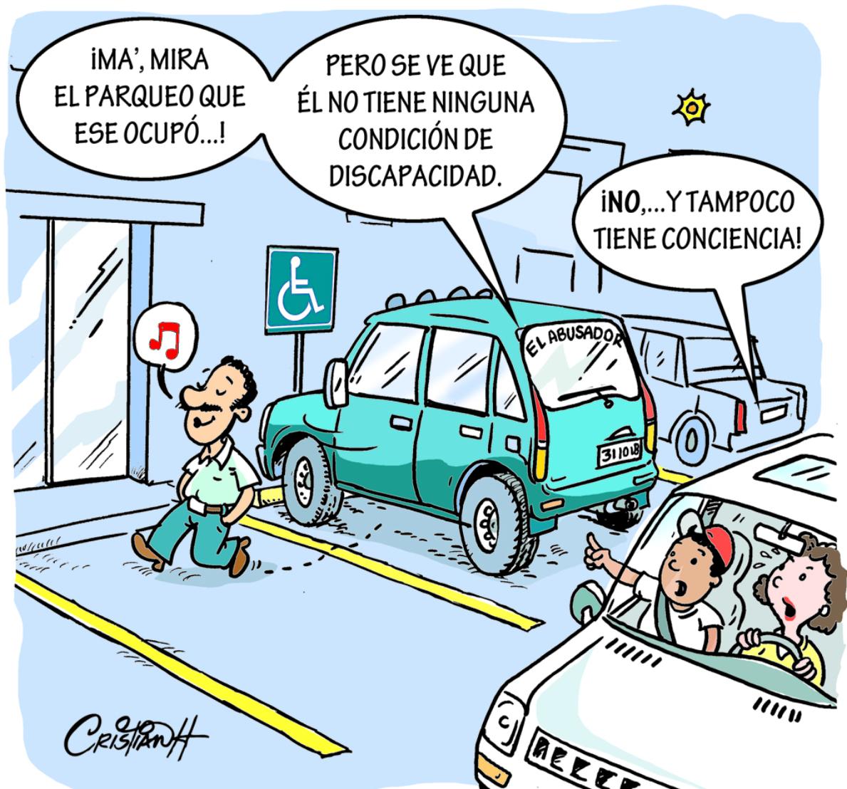 Caricatura Cristian Caricaturas – El Día, 31 de Octubre 2018