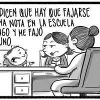Caricatura Noticiero Poteleche – Diario Libre, 23 de Octubre 2018