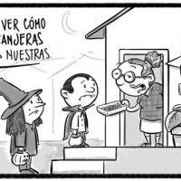 Caricatura Noticiero Poteleche – Diario Libre, 27 de Octubre 2018