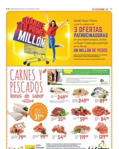 Encarte La Cadena, Martes 27 de Noviembre 2018