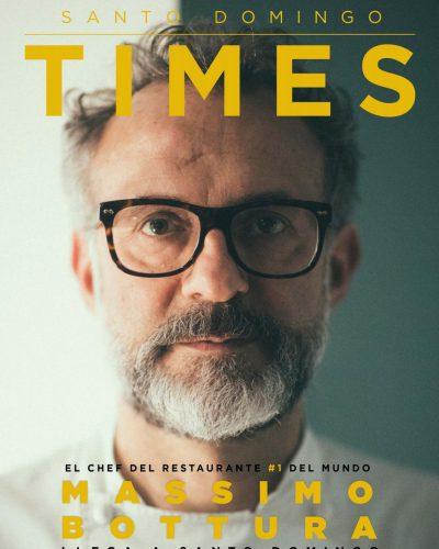 Portada Santo Domingo Times, 01 de Noviembre 2018