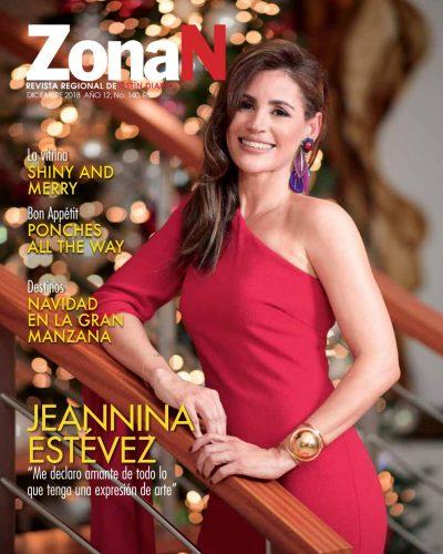 Portada ZonaN, Diciembre 2018