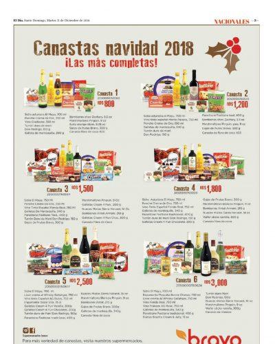 Encarte Bravo, Martes 11 de Diciembre 2018