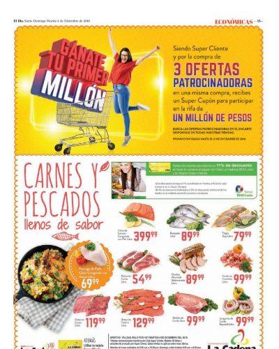 Encarte La Cadena, Martes 04 de Diciembre 2018