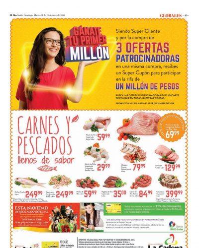 Encarte La Cadena, Martes 11 de Diciembre 2018