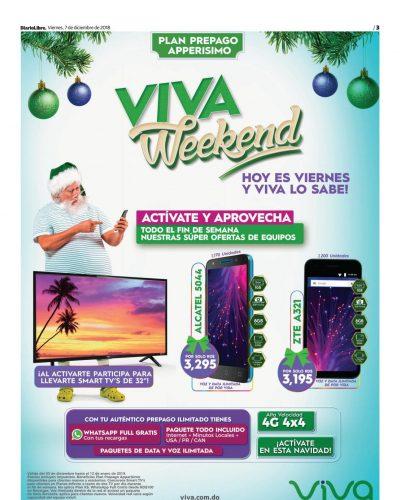 Encarte Viva, Viernes 07 de Diciembre 2018