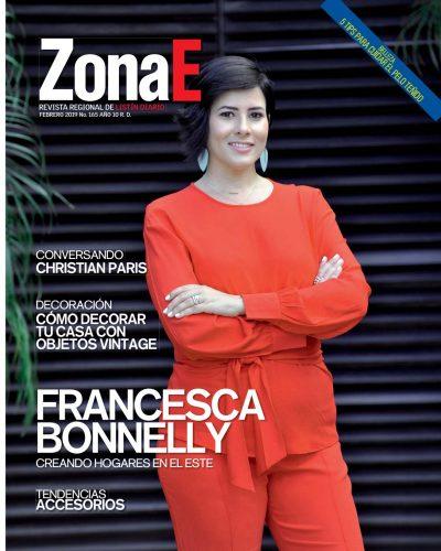 Portada ZonaE, 25 de Febrero 2019