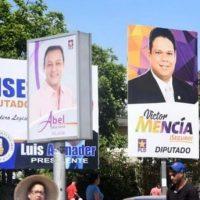 Piden a los ciudadanos subir a las redes fotos de vallas políticas ilegales