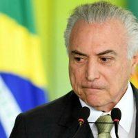 Arrestan al expresidente brasileño Michel Temer en caso vinculado a Lavo Jato