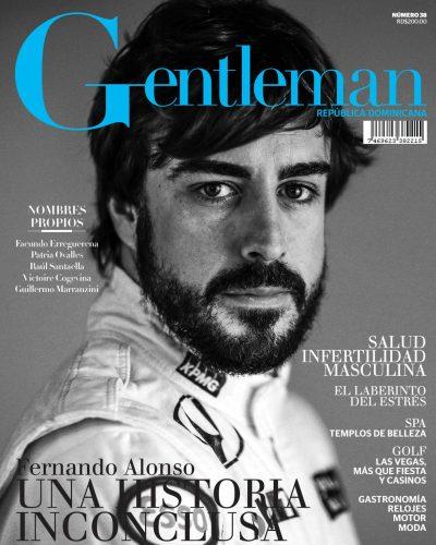 Portada Gentleman, 04 de Marzo 2019