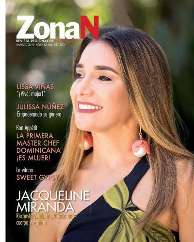 Portada Revista ZonaN, 08 de Marzo 2019