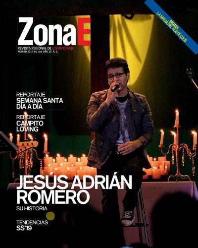 Portada ZonaE, Marzo 2019