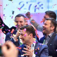 """El cómico Zelenski gana las elecciones en Ucrania: """"¿Cómo gobernará un personaje de esta naturaleza?"""""""