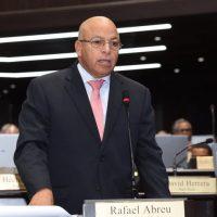 Diputado Abreu dice que respondió a incidente con ciudadano porque fue a matarlo