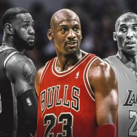 Jordan, elegido mejor de la historia por jugadores de la NBA
