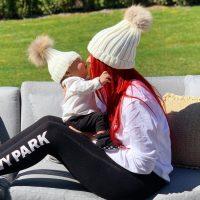Karen Yapoort Enloquece de Amor y Muestra a su Bebe – 12 Abril 2019