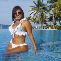La Condesa (Arisleyda Villalona), Hot Bikini Dominicana 02 – 04 Abril 2019