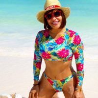 La Condesa (Arisleyda Villalona), Instagram – Hot Bikini Dominicana 02 – 18 Abril 2019