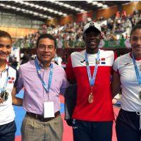 Luis Pie gana el oro en el Abierto de México