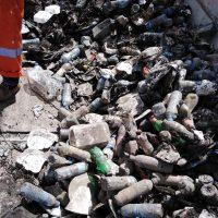 Residentes en alrededores mercado de pulgas denuncian vendedores dejan cúmulos de desechos