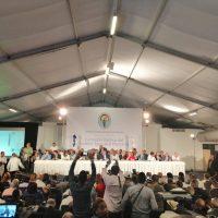 Miguel Vargas encabeza reunión Comisión Política PRD avalada por la JCE y del Colegio de Notarios