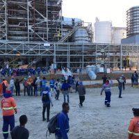 Cancelan 500 trabajadores Punta Catalina