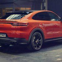 El Porsche Cayenne Cupé de 2020