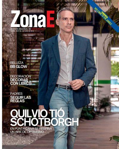 Portada ZonaE, 22 Abril 2019