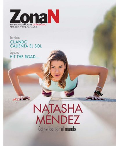Portada ZonaN, Abril 2019