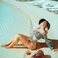 Sandra Berrocal, Instagram – Hot Bikini Dominicana – 01 Abril 2019
