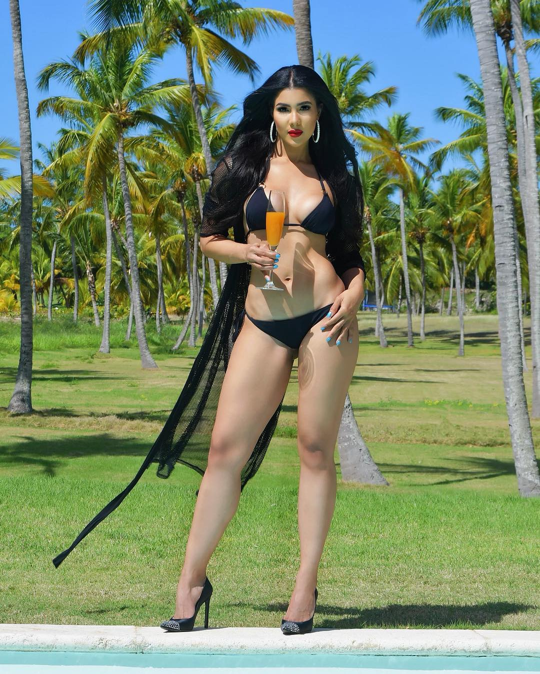 Sarodj Bertin, Instagram – Hot Bikini Dominicana – 16 Abril 2019