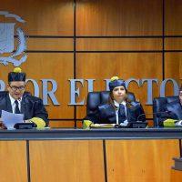 El PRD solicitará en esta semana juicio político contra tres jueces del TSE