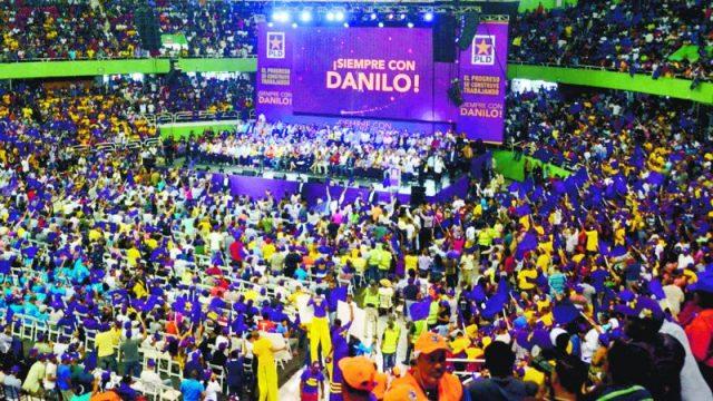 Gonzalo Castillo: Acto en respaldo a Danilo Medina reafirma reconocimiento a su gestión