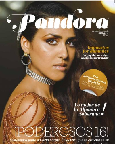 Portada Pandora, 08 Mayo 2019