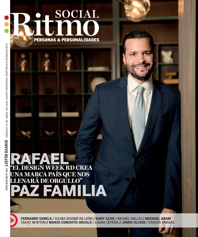 Portada Ritmo Social, 01 Mayo 2019