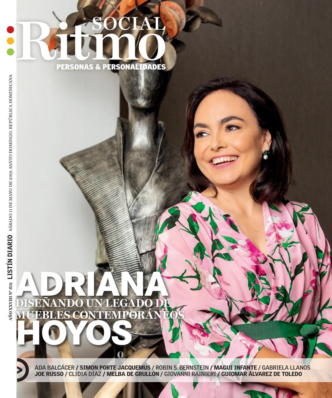Portada Ritmo Social, Mayo 2019