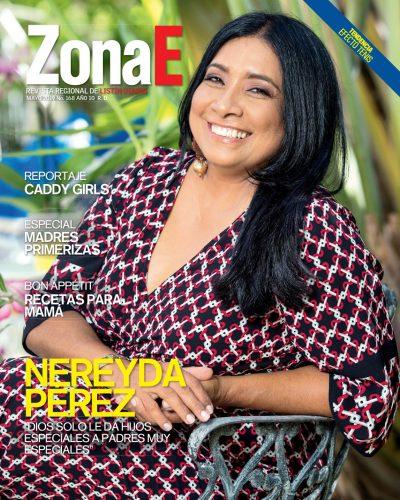 Portada ZonaE, Mayo 2019