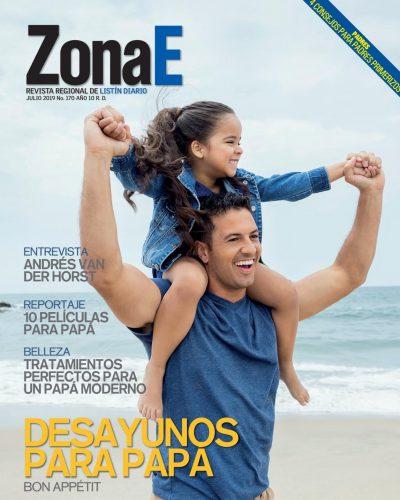 Portada ZonaE, Julio, 2019