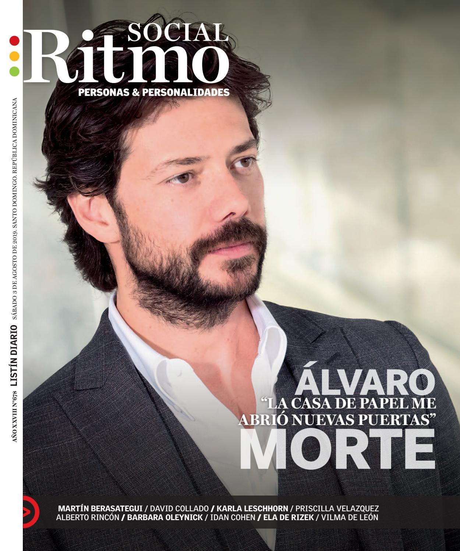 Portada Ritmo Social, Agosto, 2019