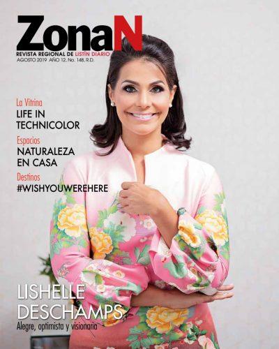 Portada ZonaN, Agosto, 2019