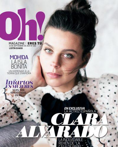 Portada Oh! Magazine, 21 de Septiembre, 2019