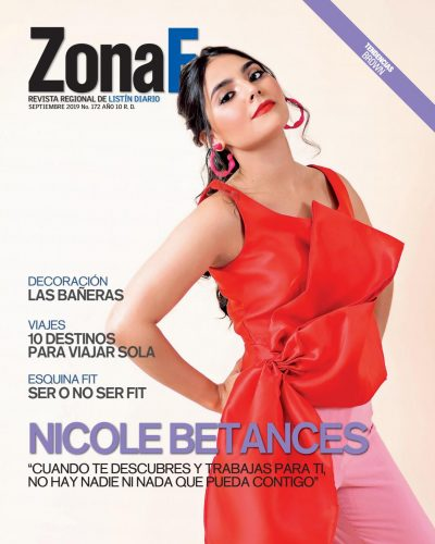 Portada ZonaE, Septiembre, 2019