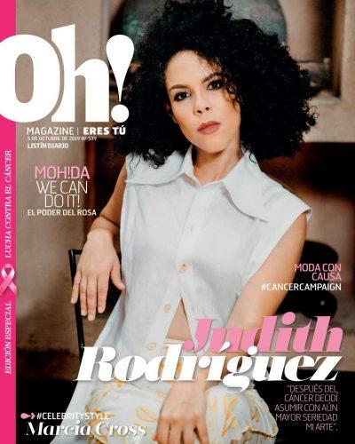 Portada Oh! Magazine, 06 de Octubre, 2019