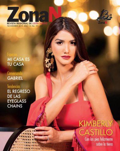 Portada ZonaN, Noviembre, 2019