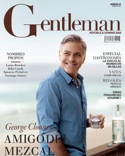 Portada Gentleman, Noviembre, 2019
