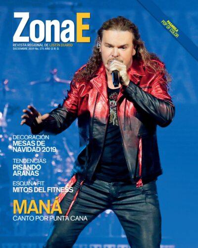 Portada ZonaE, Diciembre, 2019