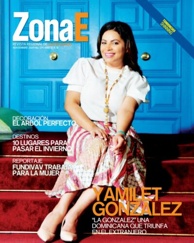 Portada ZonaE, Noviembre, 2019