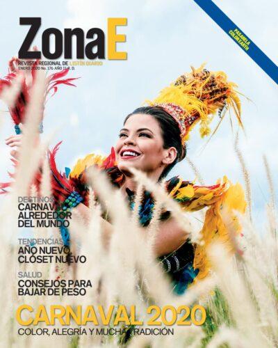 Portada ZonaE, Enero, 2019